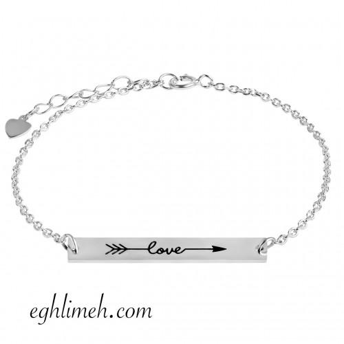 دستبند استیل ds400