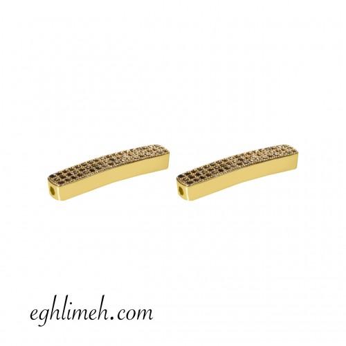 پلاک دستبند استیل RS11  بسته 2 عددی